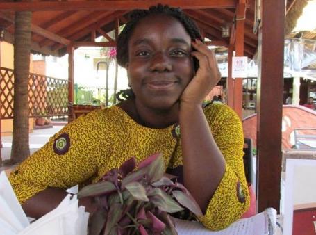 Då Dubie Toa-Kwapong flytta til Minnesota i 2012 kjente ho seg heldig som fekk oppleve ein svart familie i det kvite hus. Foto: Privat