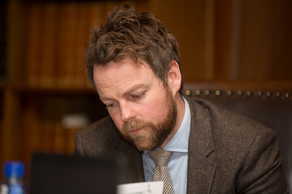 Kunnskapsminister Torbjørn Røe Isaksen. Foto: Hans Kristian Thorbjørnsen / Høgre
