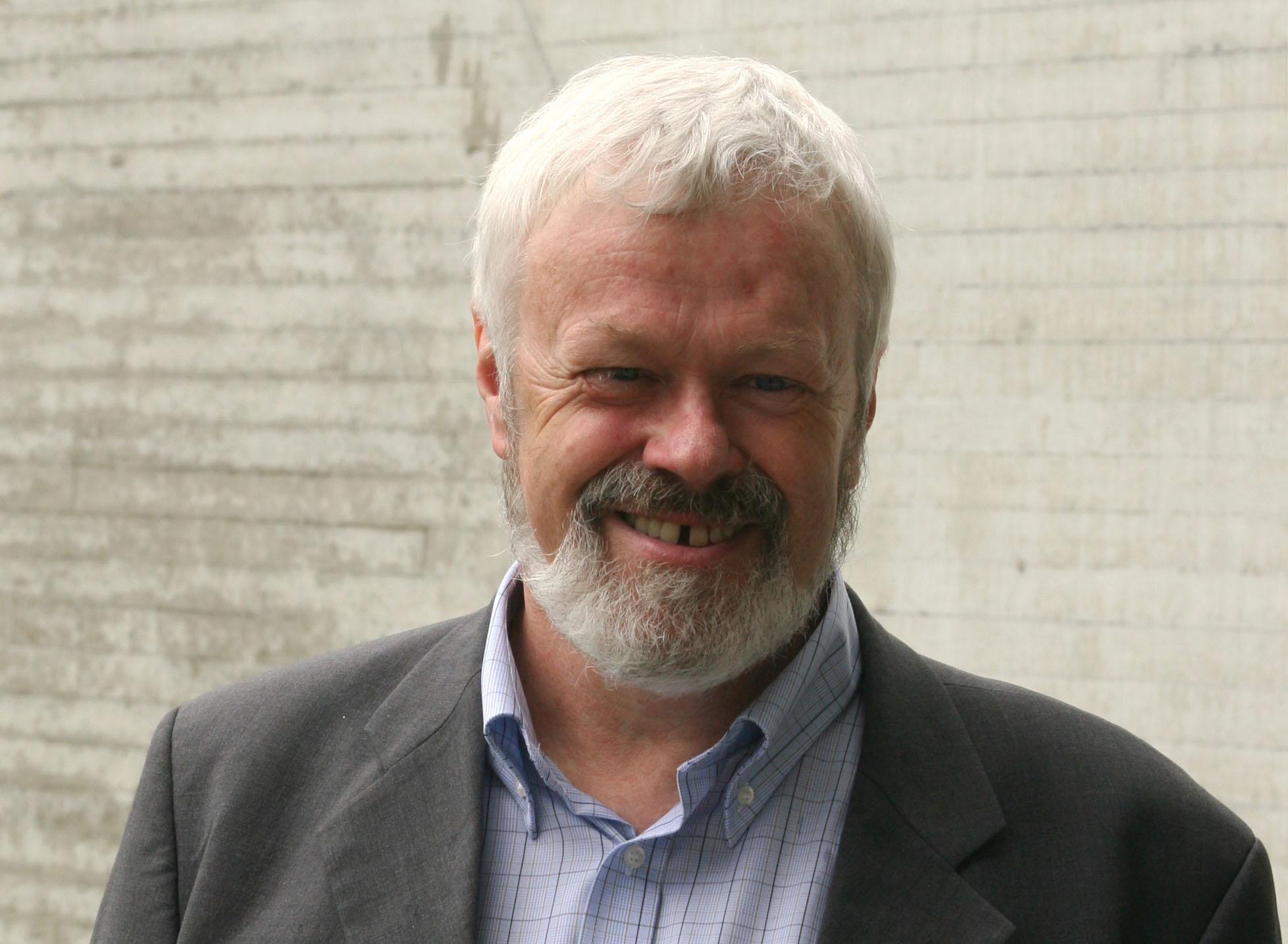 Direktør Ottar Grepstad kan gle seg over rekordresultat for Nynorsk kultursentrum. Foto: Aasentunet.no