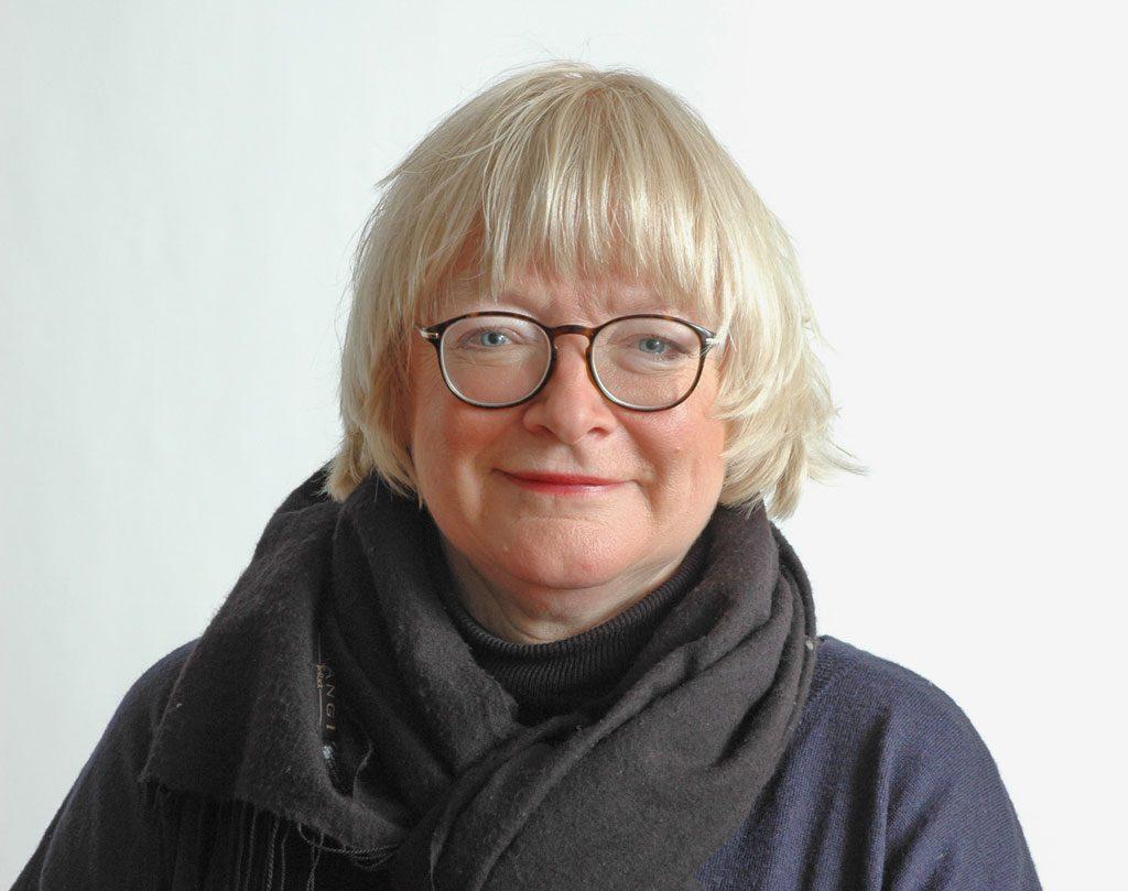 Berit Rokne er rektor ved Høgskulen på Vestlandet. Foto: Jan Kåre Wilhelmsen/UiB