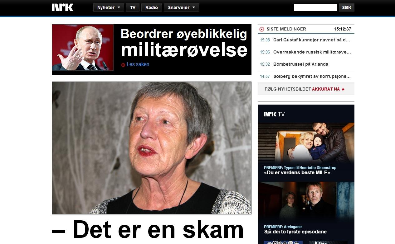 Lag Nynorskbruk Pa Nrk No