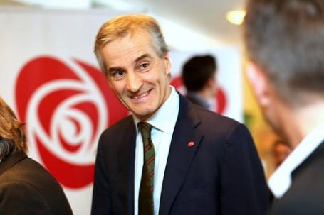 Jonas Gahr Støre, statsministerkandidat for Ap. Foto: Ap