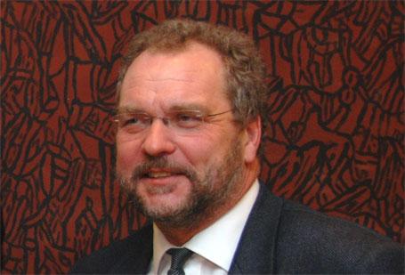 Fylkesmann Lars Sponheim. Foto: FAD