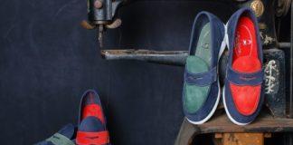 Rustar opp ikonisk sko