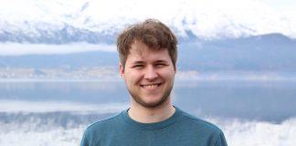 – Jo betre politikk for nynorsken, jo meir positivt smilefjes, seier leiar i Norsk Målungdom, Fredrik Hope. Sjå smilefjesoversynet nedst i saka.