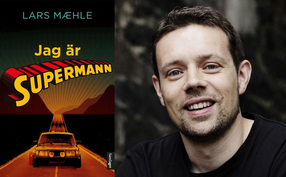 Omslag for boka Bokmelding: «Jag är Supermann»