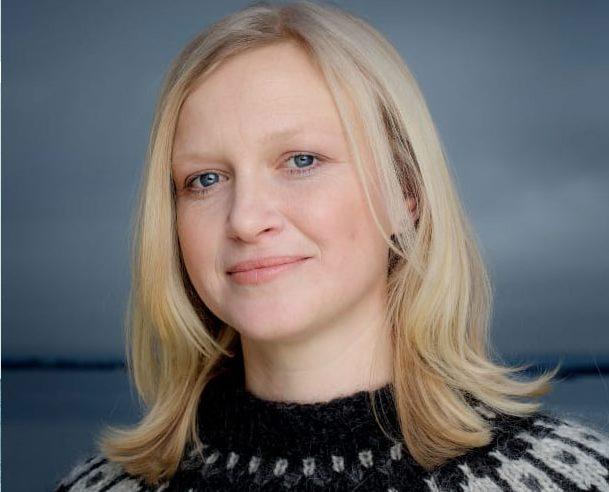 Forfattar Maria Parr er ein av dei som tidlegare har vorte kåra til årets nynorskbrukar. Foto: Agnete Brun, Samlaget (arkiv)