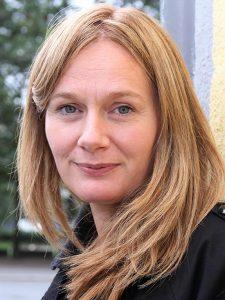 Marit Eikemo er festspeldiktar på Dei norske festspela. Foto: Margunn Sundfjord / NPK