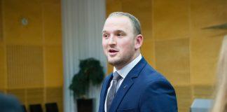 Landbruks- og matminister Jon Georg Dale.