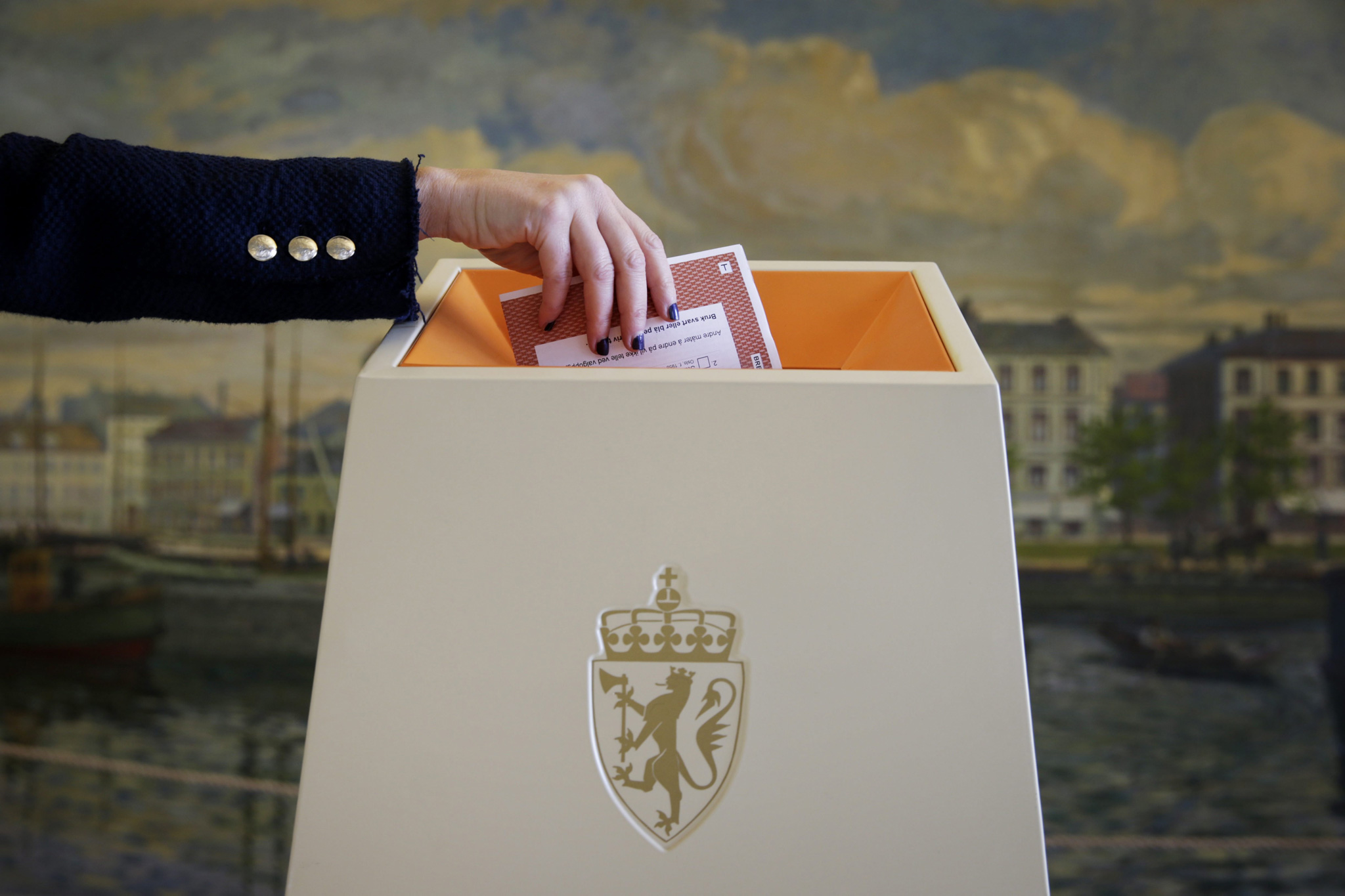 Illustrasjonsfoto: Håkon Mosvold Larsen / NTB scanpix / NPK
