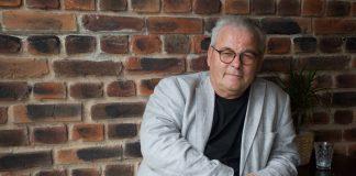 Atle Hansen markerer 20 år som forfattar, og gir ut boka Apetryne.