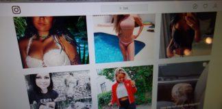 Kropp og hud er svært synleg på Instagram. Særleg kvinnekropp.