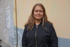 Rekrutteringsansvarleg på Kvarteret, Linn Tronrud. Foto: Elise Løvereide