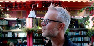 Tore Renberg lovar å skriva bøker på både nynorsk og bokmål i framtida. Arkivfoto: Ragnhild Sofie Selstø