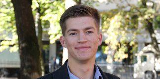 – Viktigast for meg er det grøne skiftet og solidaritet i Europa, seier nyvald Europeisk Ungdom-leiar Knut André Sande. Men noko idealsamfunn trur han ikkje på.