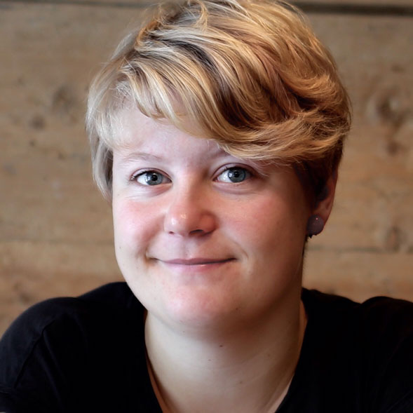 Lone Lunemann Jørgensen er masterstudent i retorikk ved Universitetet i Oslo. Foto: Privat