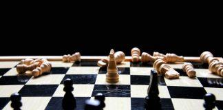 Sjakk er eit spel, ikkje ein sport. Så kva er forskjellen? Illustrasjonsfoto: Unsplash