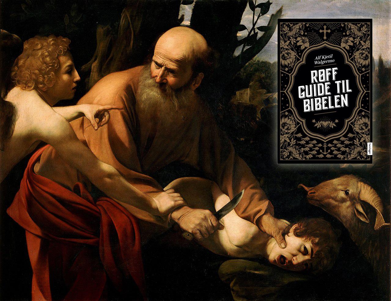 Omslag for boka Å ikkje kjenne Bibelen er kulturell analfabetisme