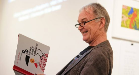 Per Olav Kaldestad – språklege svev i 40 år