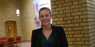 Mathilde Tybring-Gjedde (H).