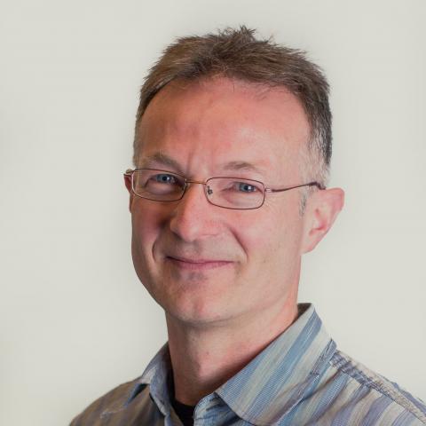 Svein Ølnes forskar på teknologi og samfunn ved Vestforsk.