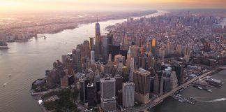 Det kjem færre turistar til New York og USA enn venta i år.