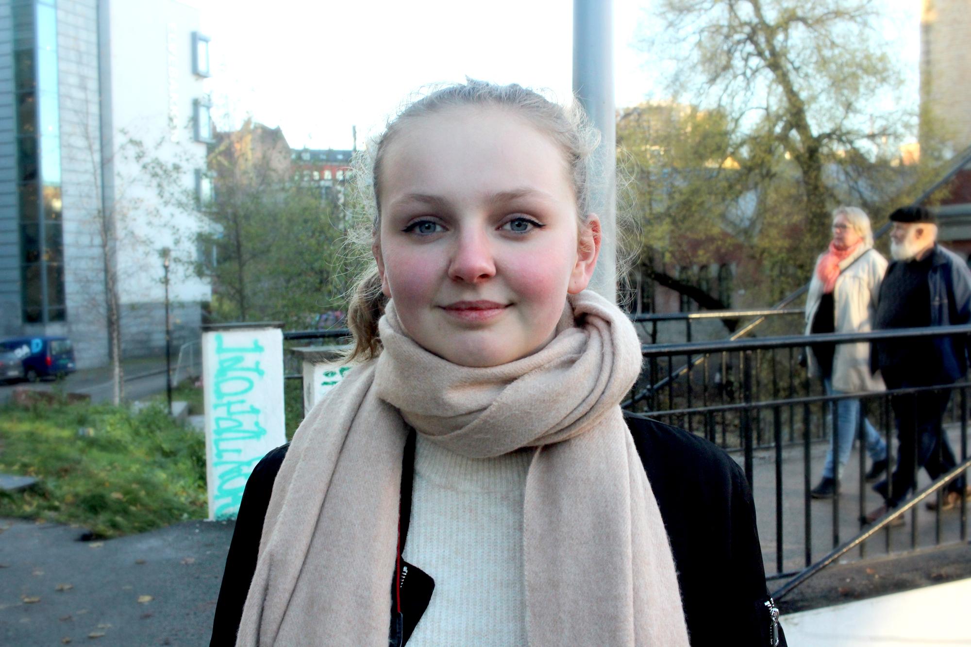 Mathilde Johansen