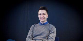 FpU-formann Bjørn-Kristian Svendsrud oppsummerer året som har gått. Foto: FpU