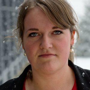 – Eg er sikker på at det er store mørketal og mange som ikkje melder frå om at dei ikkje får rettane sine oppfylte, seier Eline Bjørke, skrivar i Norsk Målungdom.