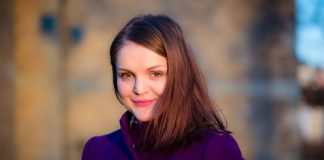 «Hjertet er en knyttneve» er den andre boka til Ingrid Ovedie Volden, og har fått rosande omtale.