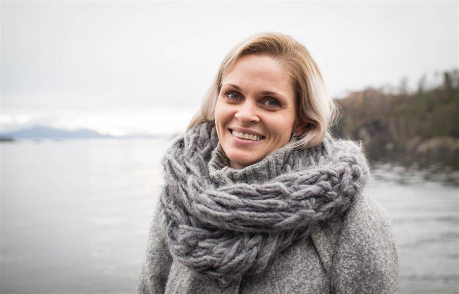Marie Elisabeth Lunde Bruarøy er fungerande ordførar i Os kommune. Foto: Erlend A. Lorentzen / Os kommune