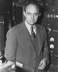 Fermi trudde ikkje på romvesen.