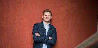 Mats Johansen Beldo er leiar i Norsk studentorganisasjon (NSO).