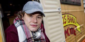 Jonas Hoff Oftebro speler i filmen «Los Bando» som kjem på kino våren 2018. Foto: Cornelius Poppe/NTB scanpix