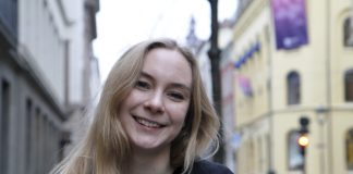 Linn-Elise Øhn Mehlen droppa ut av vidaregåande i andre klasse. No har ho fullført skolen.