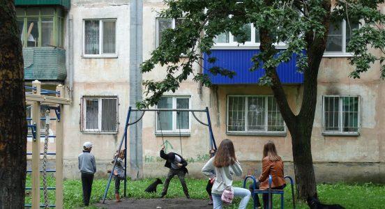 Yuzhno-Sakhalinsk, Russland.