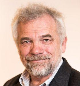 Paal Nesse, seniorrådgjevar i Flyktninghjelpa