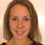 Christin Albrektsen Stødle (29) har akkurat starta i jobben som yrkessjåførlærar