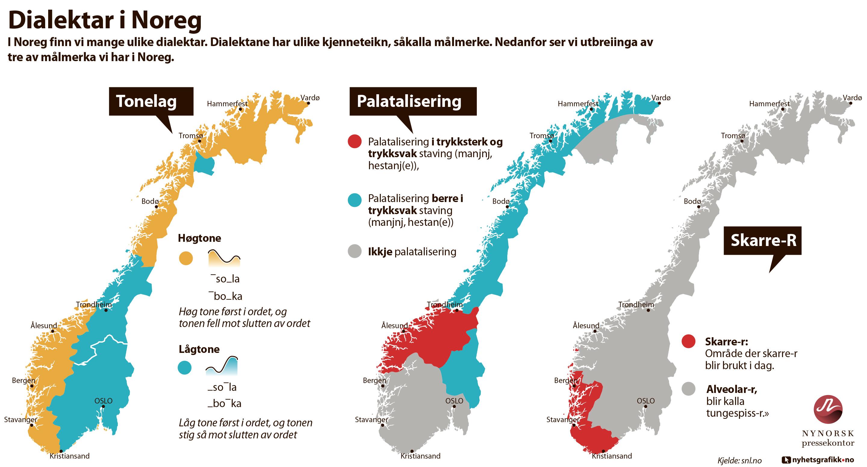 dialekter i norge sextreff på nett