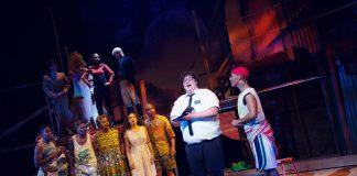 Musikalen The Book of Mormon var den store suksessframsyninga til Det Norske Teatret i fjor med over 53.000 publikummarar.