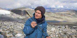 Jernalderen:Nordmenn tilpassa seg eit kaldare klima.