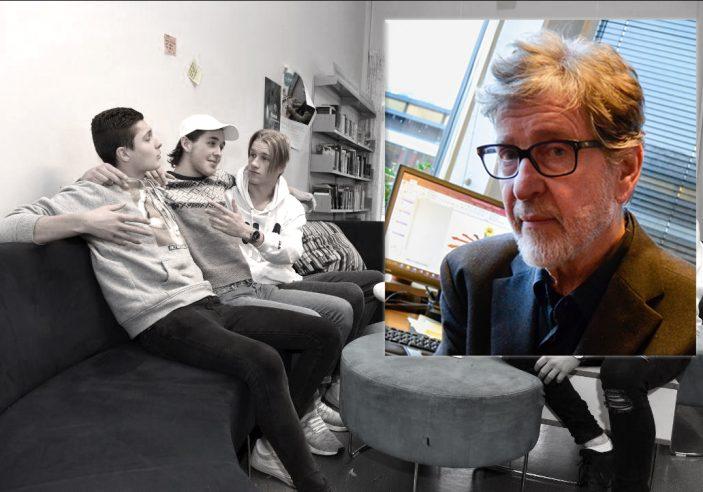 Per Erling Eriksen gir gode råd for val av vidaregåande. Foto: Elise Løvereide/arkivfoto: Kvinnheringen