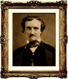 Edgar Allan Poe var med og forma kriminalsjangeren til det vi kjenner den som i dag. Foto: Laurel L. Russwurm/Flickr/CC0 1.0