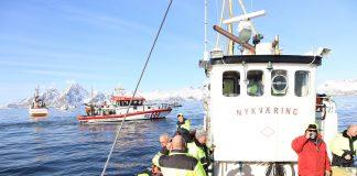 Mange kilo skrei skal inn over ripa under VM i skreifiske i Lofoten. Foto: Redningsselskapet/Flickr/CC BY-NC-SA 2.0