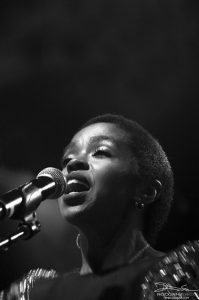 Lauryn Hill har vore eitt av forbilda til Sofia Aarvik. Foto: The Come Up Show/Flickr/CC BY-NC-ND 2.0