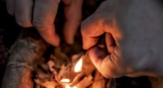 I fleire hundre døgn har Villmarksterapi vore på tur i Røros og Femundsmarka med ungdom som slit. Foto: Norsk mestring