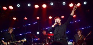 JON OLAV på musikkfestivalen 100 dagar på Stord i 2018. Foto: Svein Olav B. Langåker