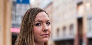 Camilla Lyngen. Foto: Unge funksjonshemma