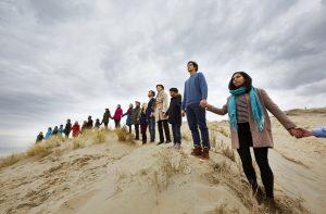 Friends of the earth, Nederland. Pressefoto.
