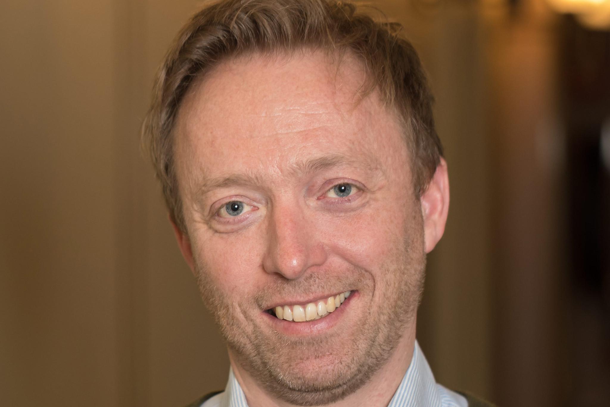 John Ragnar Aarset, generalsekretær i Høgre. Foto: Hans Kristian Thorbjørnsen